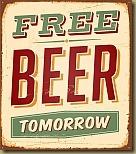 промо для пивной точки, акции на пиво