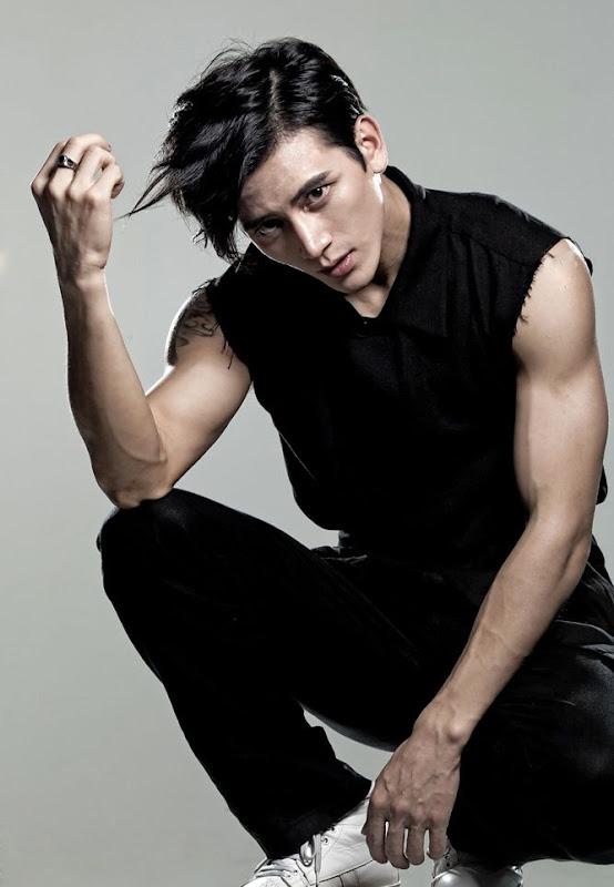 Kris Sun Zujun China Actor