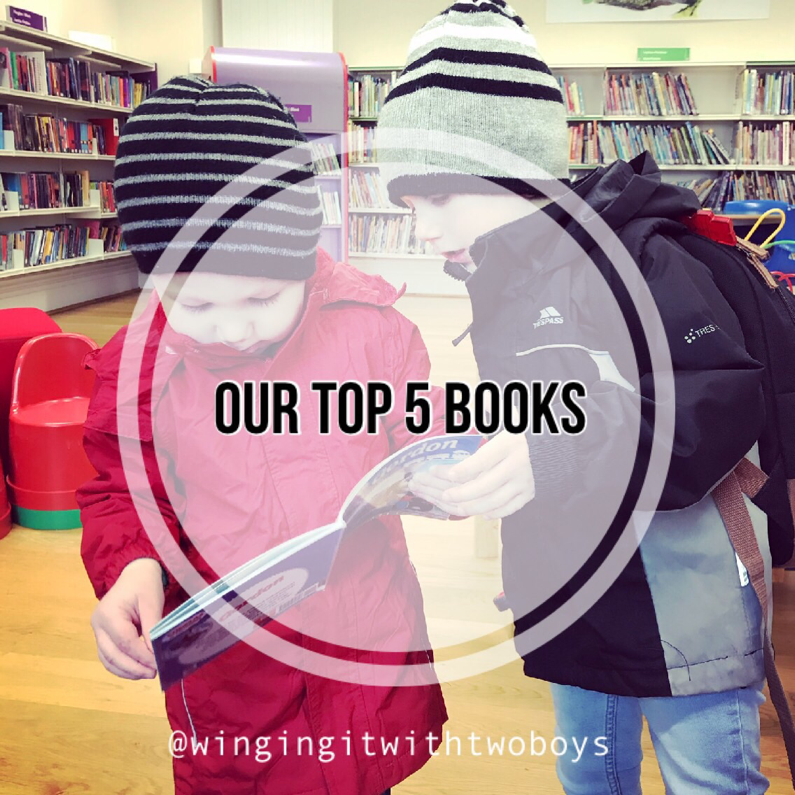 Our Top 5 Books