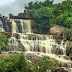 Chitradhara Waterfall spreading a unique shade