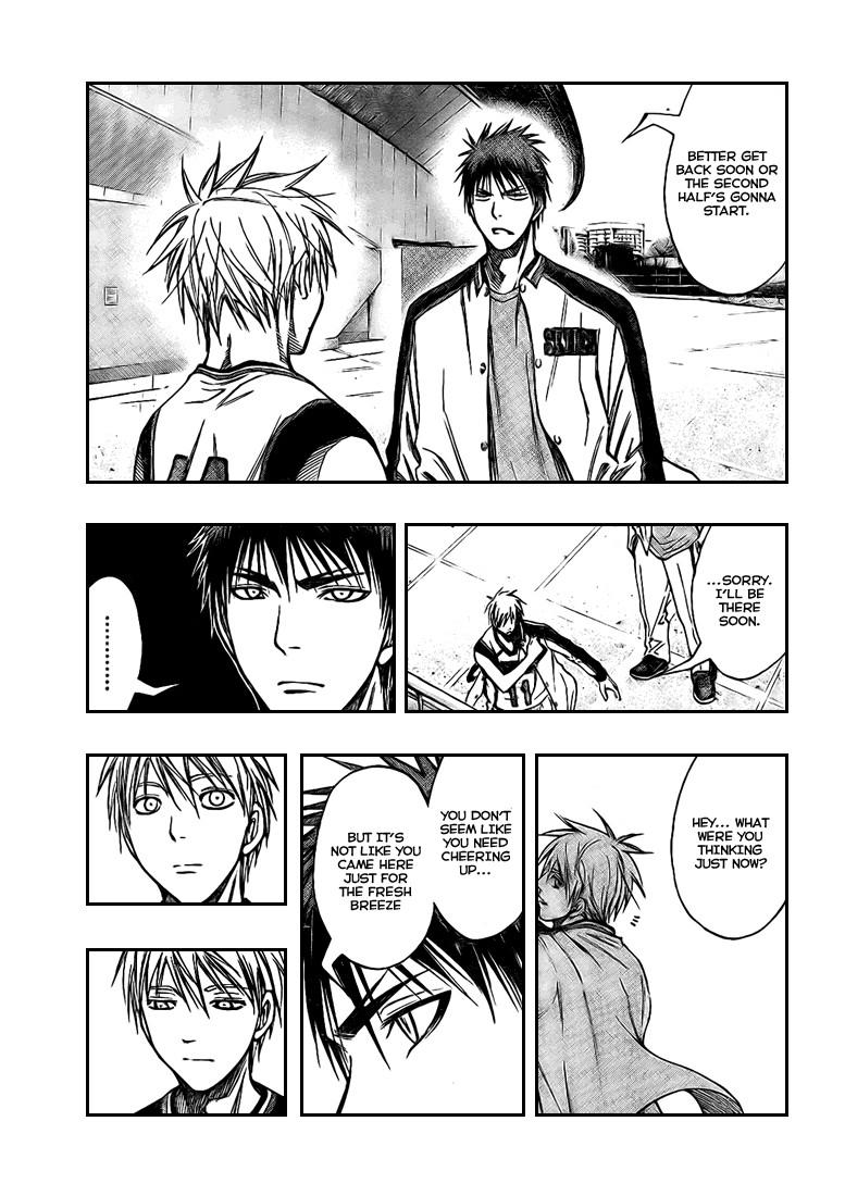 Kuroko no Basket Manga Chapter 124 - Image 03