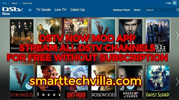 DSTV Now App (Mod): Stream DSTV Premium Channels For Free without Any Account Or Subscription