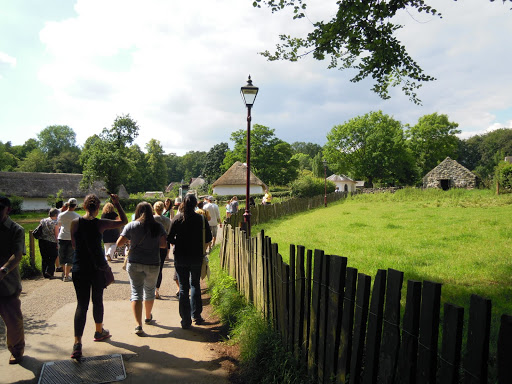 St. Fagan's Open Air Museum (Cardiff, Wales). From Best Museums in London and Beyond