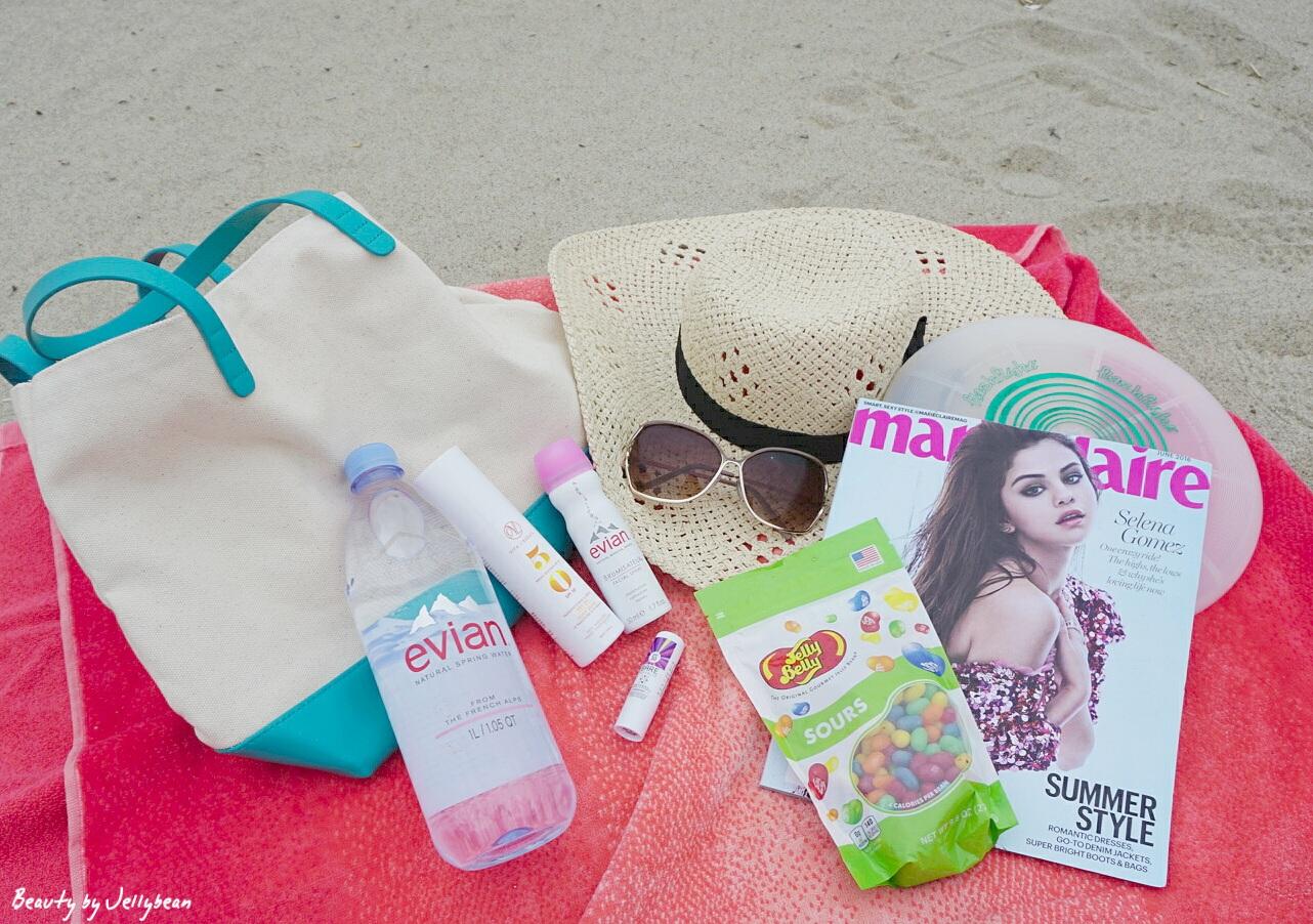 Beach Day Beauty Essentials