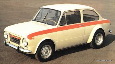 1967 FIAT ABARTH OT 1600