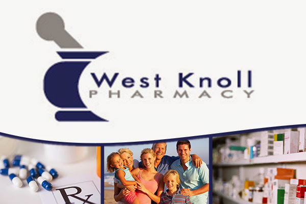Pharmacy West Hollywood West Knoll Pharmacy Logo
