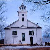 Universalist Church, South Strafford, VT