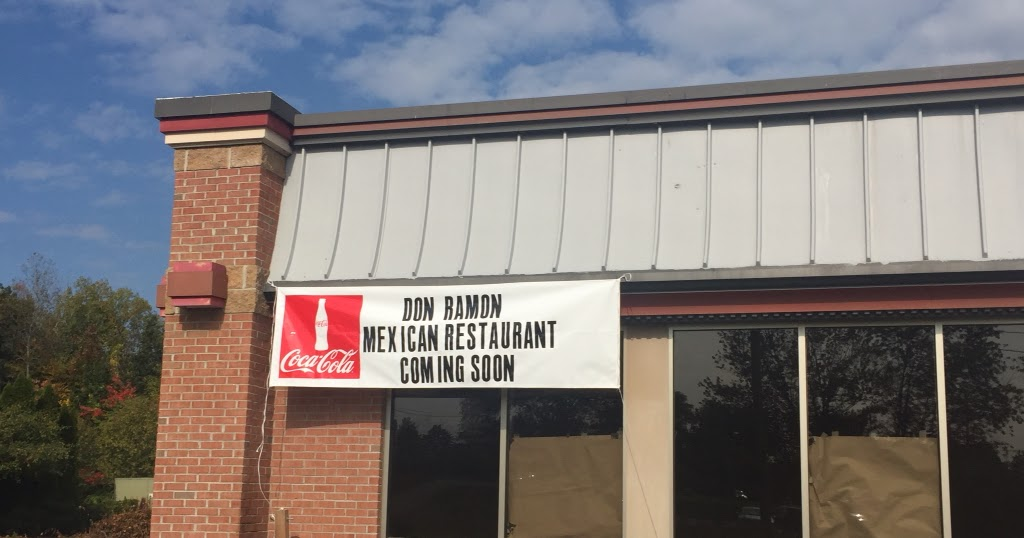 New Hampshire Restaurant Reviews Don Ramon Mexican Coming Soon To Merrimack