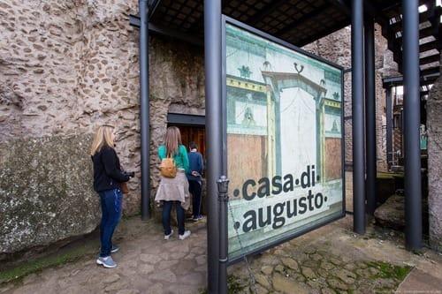 Casa di Augusto Rome