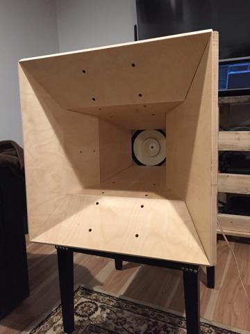 Blogspot Com Fostex Full Range Speaker Build