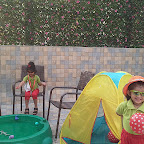 Beach Party by Playgroup Evening Section at Witty World, Chikoowadi (2018-19)