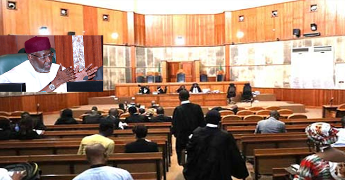 Abba Kyari dragged to British Police for 'Forging' Buhari's Cambridge Certificate