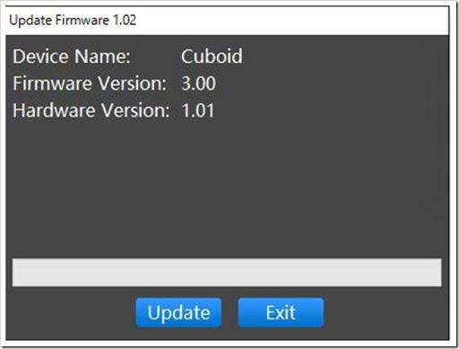 Firmwareupdate2 thumb%25255B2%25255D - 【MOD】手ごろサイズな細身2本バッテリーTC機、「Joyetech Cuboid 150WテクニカルMOD」レビュー!ファームウェアアップデートで200Wにも