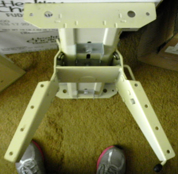 air lift mechanism for sewing machine