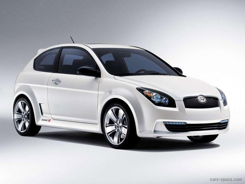 2007 hyundai accent hatchback specifications pictures prices. Black Bedroom Furniture Sets. Home Design Ideas