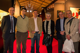 AEPH visits ART Breda 06-04-2014
