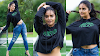 Sreemukhi Hot Navel Photos