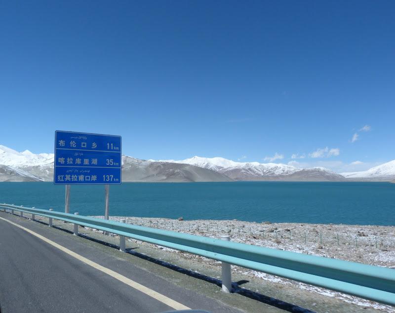 XINJIANG. Karakoram Highway, lune des plus haute route au monde, en passant a 4400 m - P1280486.JPG