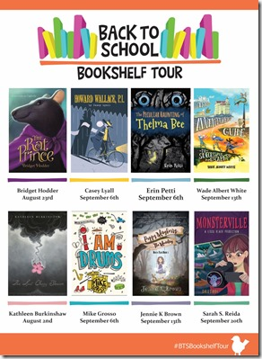 Bookshelf Tour Poster All Books