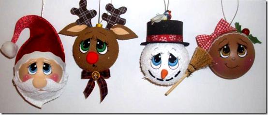 adornos navidad caseros (2)
