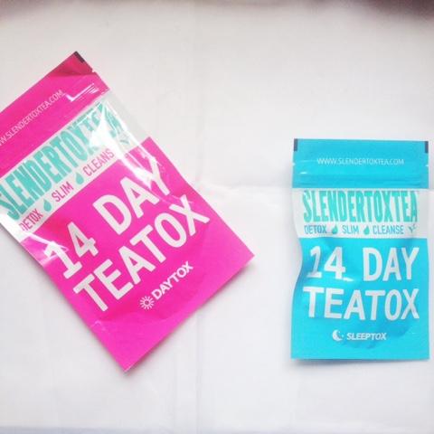 Slendertoxtea 14 Day Teatox
