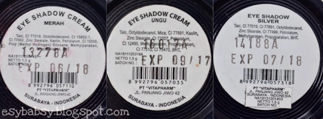 review-viva-eyeshadow-cream-esybabsy-merah-silver-ungu-coklat-dark-peach-gold