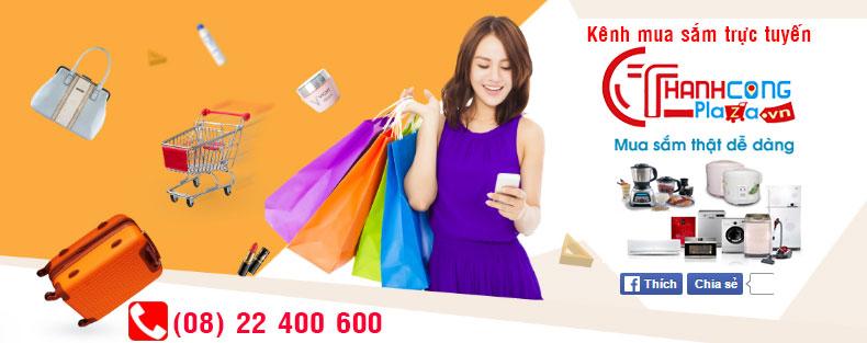 Thành Công Plaza - Kênh mua sắm thời đại mới - ThanhCongPlaza.VN
