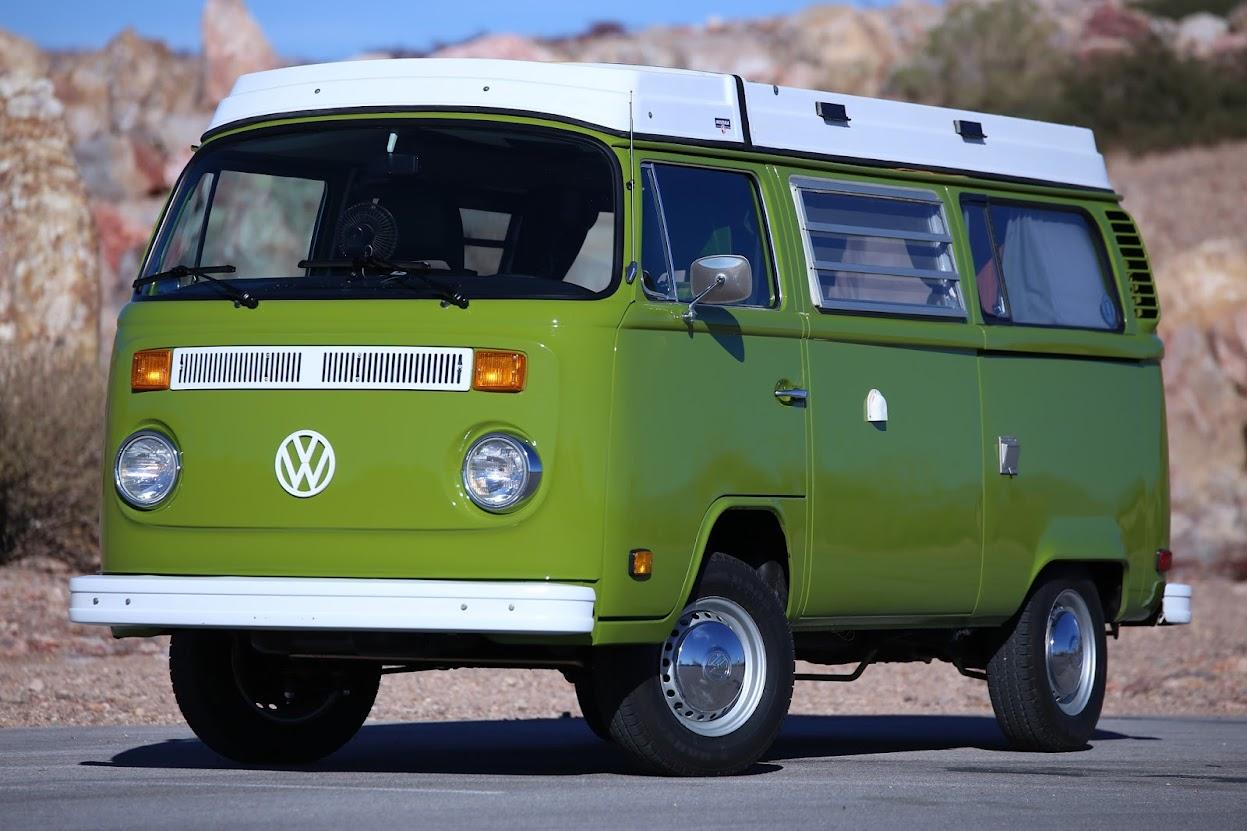 1979 volkswagen bus vanagon type 2 westfalia camper. Black Bedroom Furniture Sets. Home Design Ideas