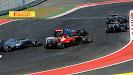 First Corner Alonso 4th