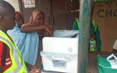 Electronic voting in Kaduna Nigeria