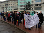 Marş în Suceava împotriva exploatării gazelor de şist prin fracturare hidraulică