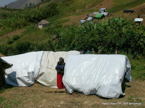 Ituri : la société civile d'Aru plaide pour la réhabilitation du site de Tsinzi pour l'accueil des refugiés