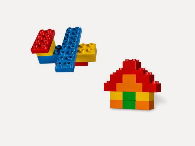 5622 レゴ デュプロ キホンブロックL