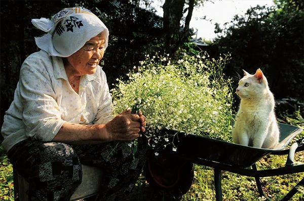 《みさおとふくまる》 伊原美代子-台灣首度攝影個展