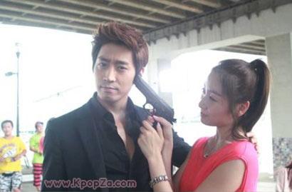 Kim Ga Young วง Stellar จับ Eric ไว้เป็นตัวประกัน
