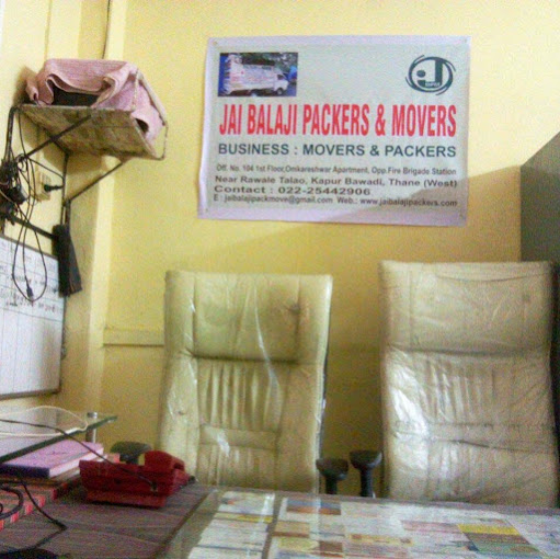 Jai Balaji Packers And Movers - About - Google+