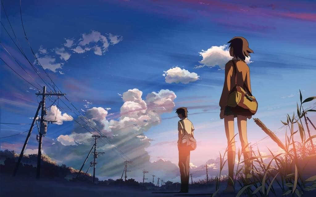 Phim Câu Chuyện Về Phép Màu Tình Yêu - Your Name (Kimi no Na wa)