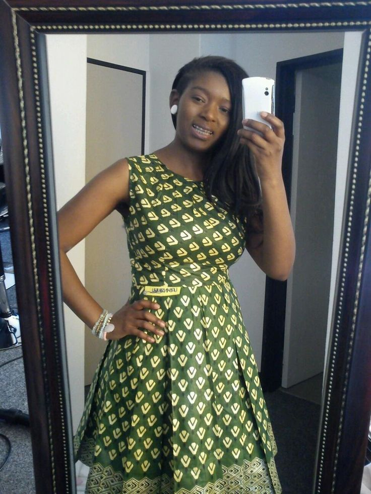 Traditional African Clothing In South Africa Fashionre