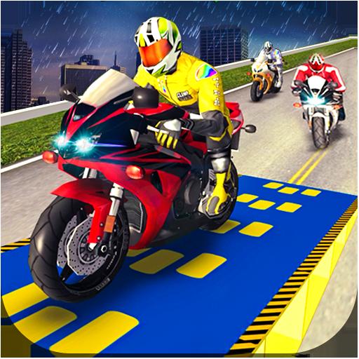 賽車遊戲App|エクストリームバイクスタントライダー LOGO-3C達人阿輝的APP