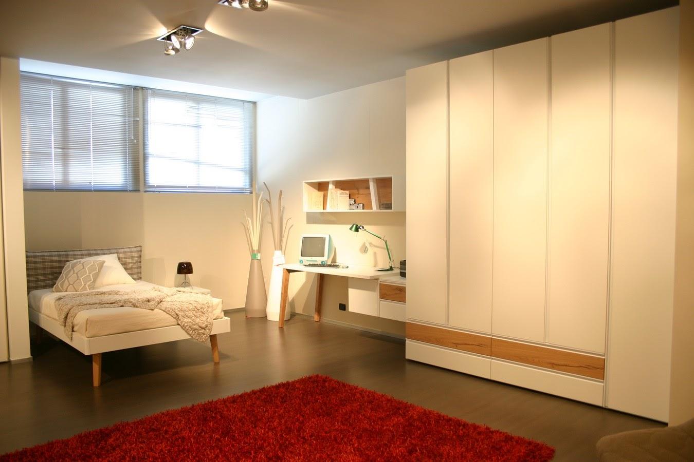 Arredissima camerette prezzi mobili camerette per ragazzi - Scrivania da letto ...