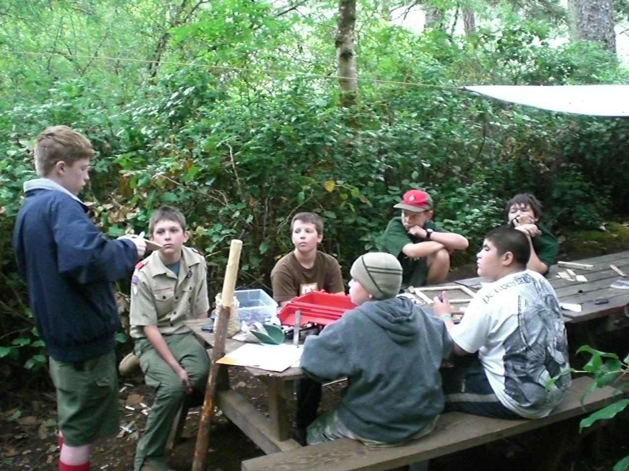 Camp Meriwether 2008 - 2008%7E08%7E10 Camp Meriwether 28.JPG