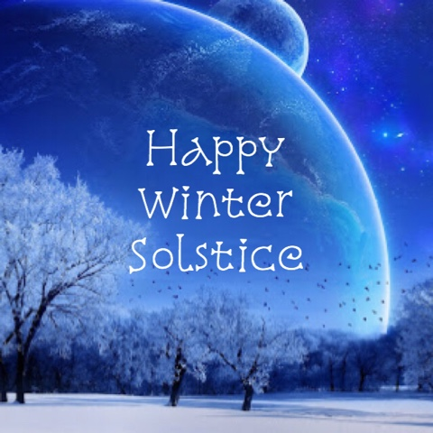 Blissful Kundalini Yoga with Enza: Happy Winter Solstice