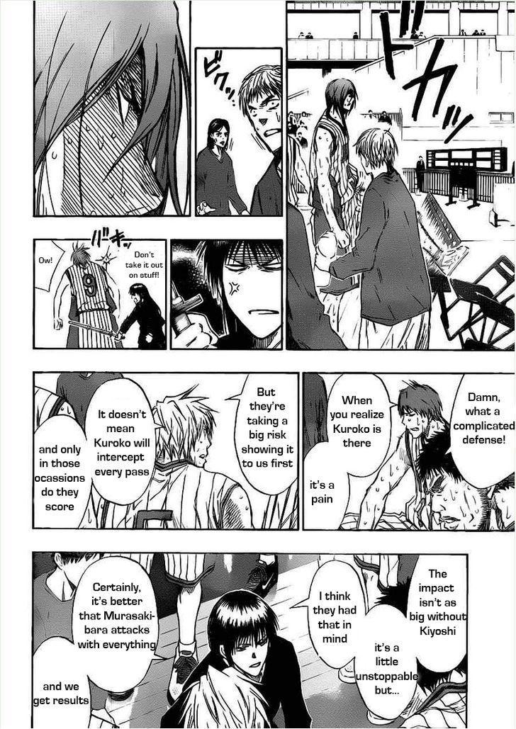 Kuroko no Basket Manga Chapter 160 - Image 08
