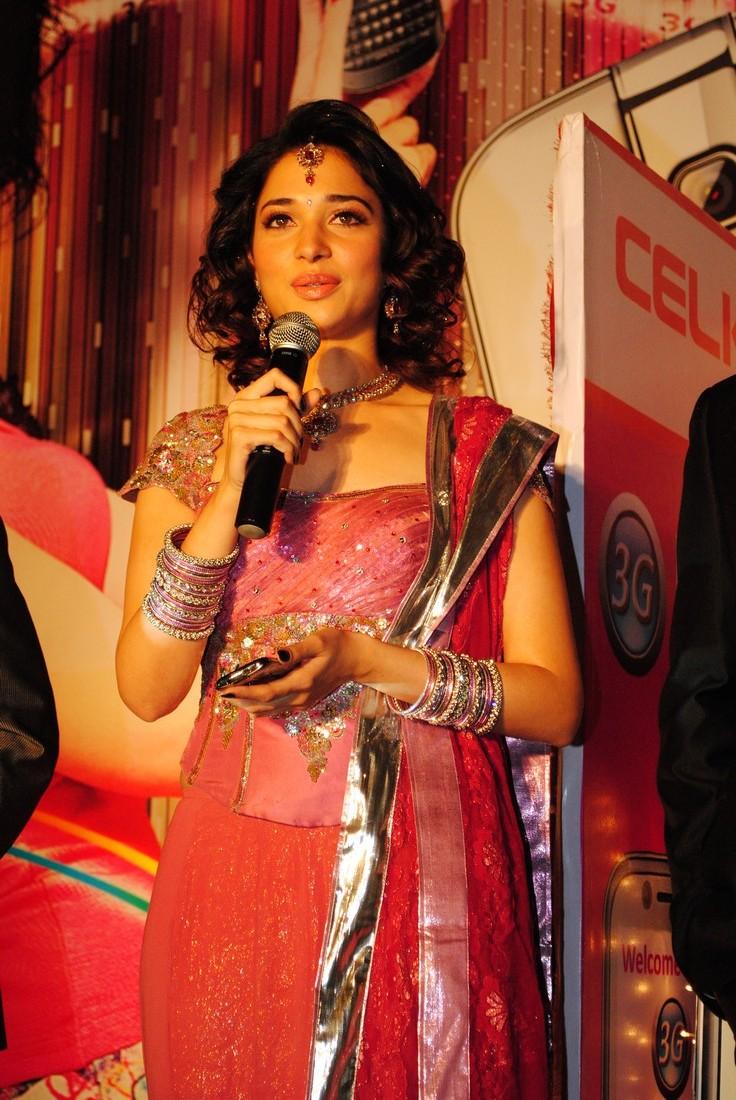 Schauspielerin Tamanna verdammt 3g