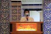 Tarawih Pertama, Walikota Tangerang Ingatkan Protokol Kesehatan Selama Ramadhan