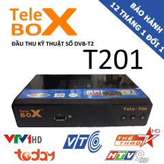 dau thu telebox t201