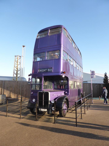 The Knight Bus Harry Potter