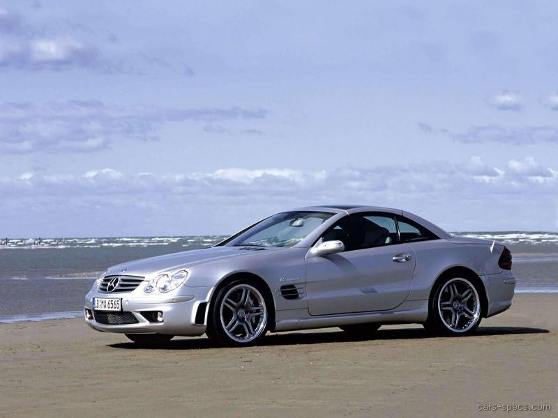 2005 mercedes benz sl class sl65 amg specifications for Mercedes benz sl65 amg price