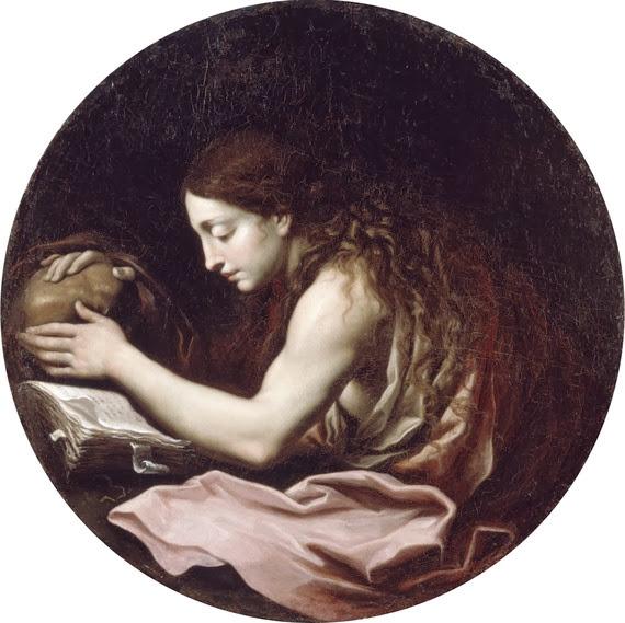 Carlo Cignani - The Penitent Magdalen