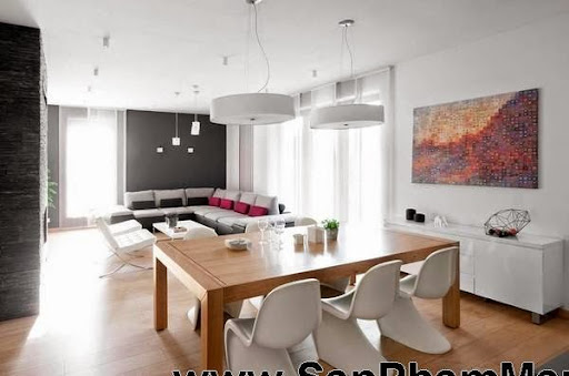 Tư vấn bố trí nội thất chuẩn cho căn hộ tầm trung-3